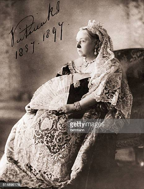 Queen Victoria of England , who reigned from 1837 to 1901 as Empress of the United Kingdom and Ireland and as Empress of India from 1876 until 1901.