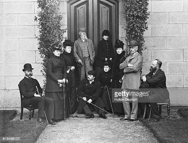 Queen Victoria's domestic staff at Balmoral