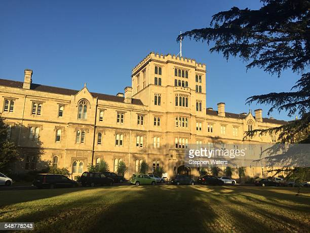 Queens College Melbourne University Victoria Australia