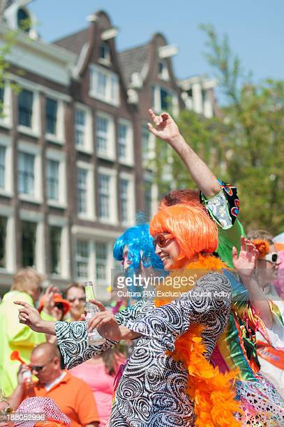 Queen's Day, King's Day, Amsterdam