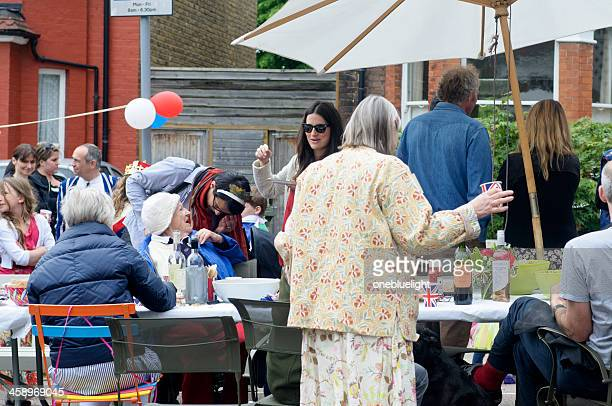 """Queen's Diamond Jubilee Street Party"""""""