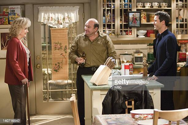 "Queens for a Day: Part 1 & 2"" Episode 10 -- Pictured: Lee Garlington as Annette, Robert Costanzo as Paul, Eric McCormack as Will Truman -- Photo by:..."