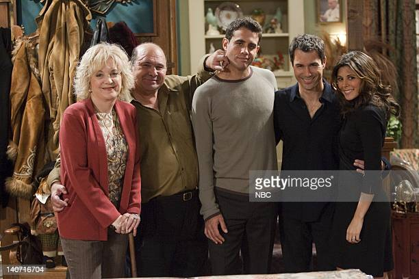 WILL GRACE Queens for a Day Part 1 2 Episode 10 Pictured Lee Garlington as Annette Robert Costanzo as Paul Bobby Cannavale as Vince D'Angelo Eric...