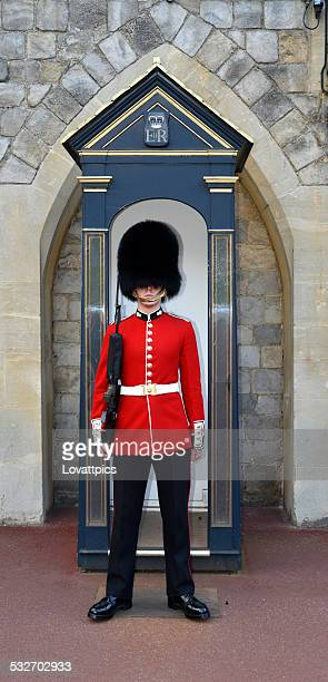Queens guard. London England.
