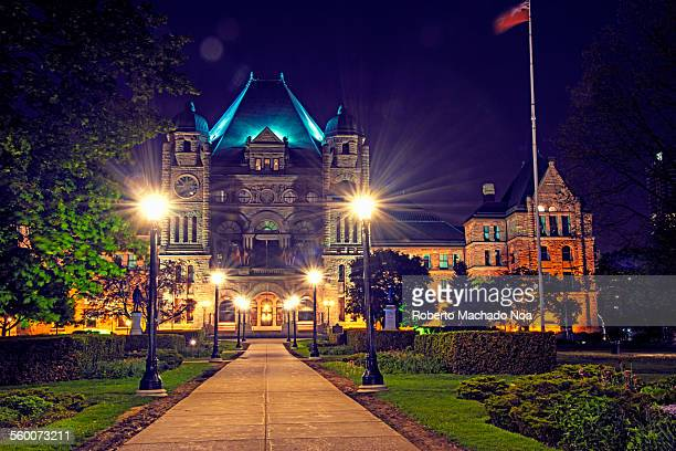 Queen's Park Provincial Government Building