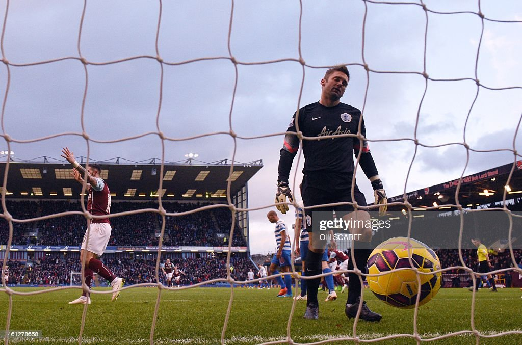 Burnley v Queens Park Rangers - Premier League