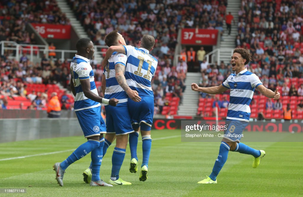 Stoke City v Queens Park Rangers - Sky Bet Championship : News Photo