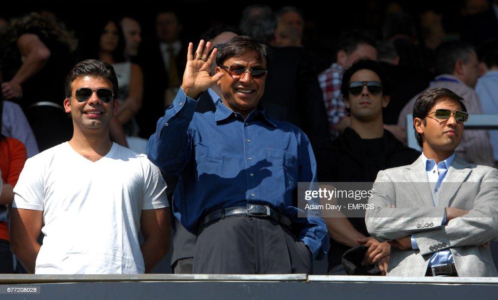 Queens Park Rangers largest shareholder Lakshmi Mittal and... News ...