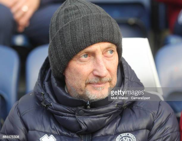 Queens Park Rangers' Manager Ian Holloway during the Sky Bet Championship match between Preston North End and Queens Park Rangers at Deepdale on...