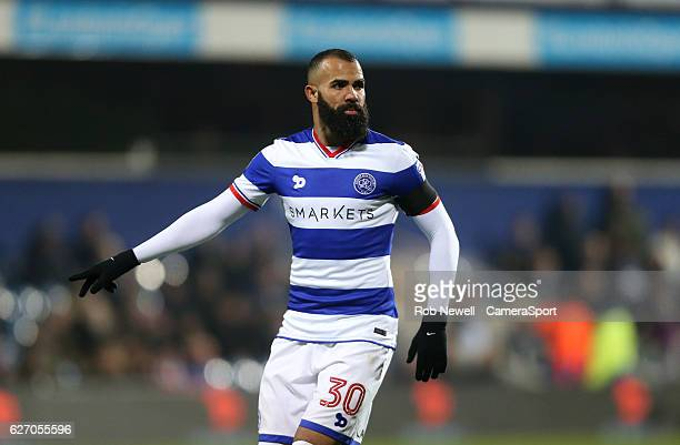 Queens Park Rangers' Sandro during the Sky Bet Championship match between Queens Park Rangers and Wolverhampton Wanderers at Loftus Road on December...