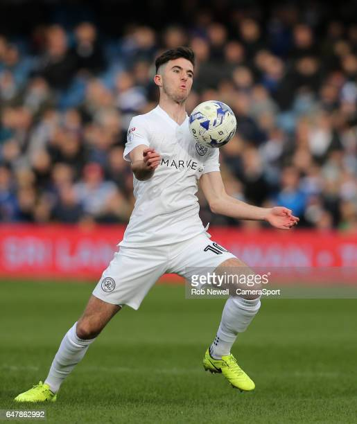 Queens Park Rangers' Sean Goss during the Sky Bet Championship match between Queens Park Rangers and Cardiff City at Loftus Road on March 4 2017 in...
