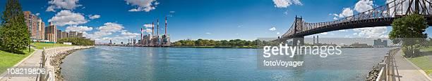 Queens waterfront New York