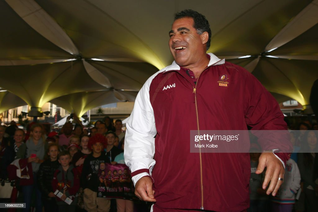 Queensland Maroons Fan Day