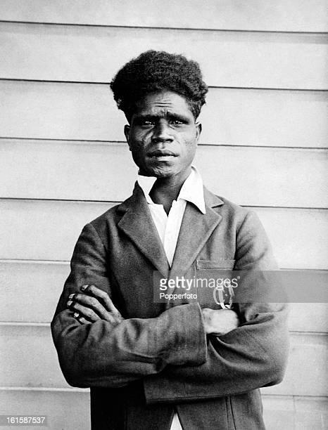 Queensland cricketer Eddie Gilbert circa 1934 An aboriginal fast bowler who played first class cricket in Australia from 1930 to 1936 Eddie Gilbert...