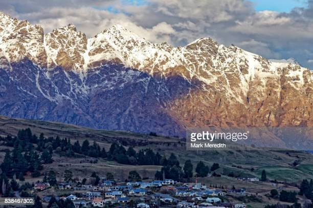 Queenstown and The Remarkables, Otago, New Zealand