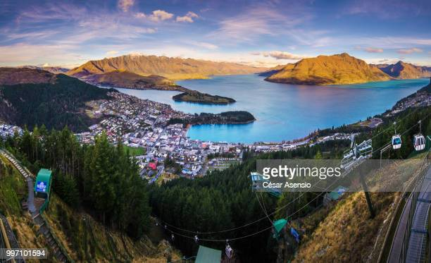 Queenstown cable car