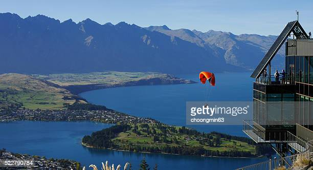 queenstown - queenstown stock pictures, royalty-free photos & images