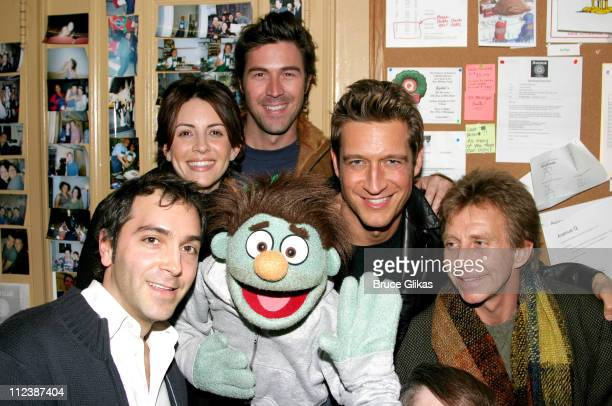 Queer as Folk cast Scott Lowell Michelle Clunie Robert Gant and Jack Wetherall and Queer Eye for the Straight Guy cast member Kyan Douglas visit...