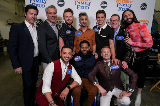 "CA: ABC's ""Celebrity Family Feud"" - 2020"