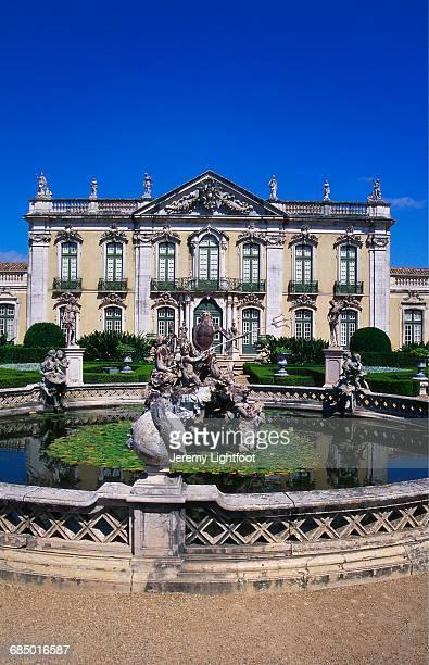 Queluz Palace, Lisbon, Portugal