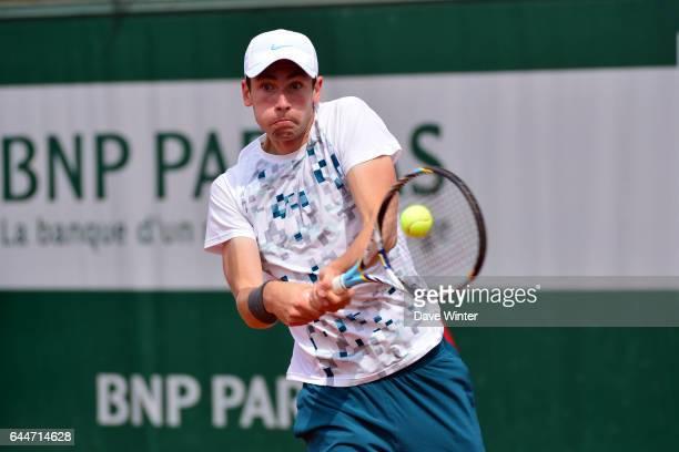 Quentin HALYS Roland Garros 2013 Photo Dave Winter / Icon Sport