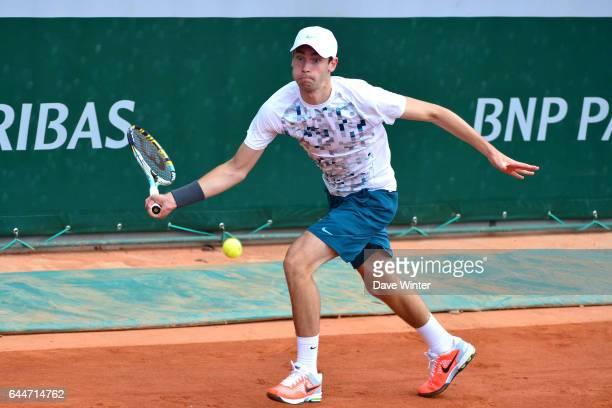 Quentin HALYS - - Roland Garros 2013, Photo : Dave Winter / Icon Sport