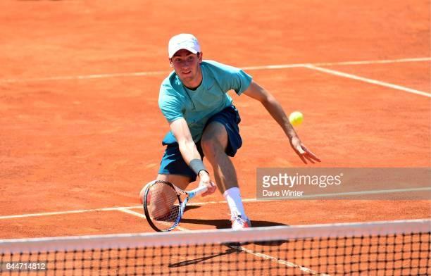 Quentin HALYS - Juniors - - Roland Garros 2013 , Photo : Dave Winter / Icon Sport