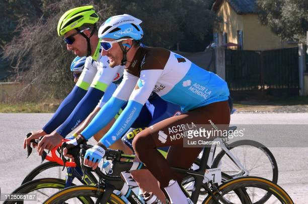 Quentin Jauregui of France and Team AG2R La Mondiale / during the 4th Tour de La Provence 2019 Stage 2 a 1956km race from Istres to La Ciotat...