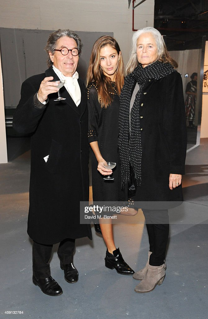 Quentin Jones with Robert Storey Private Dinner