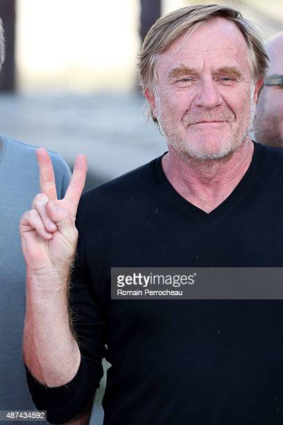 Quentin Raspail attends the Jury Photocall as part of the 17th Festival of TV Fiction on September 9 2015 in La Rochelle France