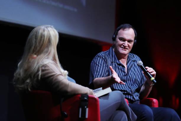 ITA: Quentin Tarantino Press Conference - 16th Rome Film Fest 2021