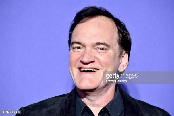 Quentin Tarantino attends the 31st Annual Palm Springs International Film Festival Film Awards Gala at Palm Springs Convention Center on January 02,...