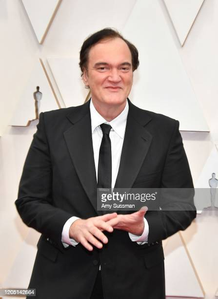 Quentin Tarantino attends the 92nd Annual Academy Awards at Hollywood and Highland on February 09, 2020 in Hollywood, California.