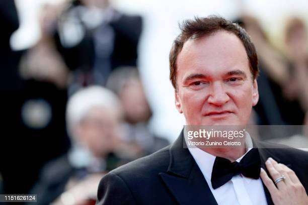 Quentin Tarantino attends the closing ceremony screening of The Specials during the 72nd annual Cannes Film Festival on May 25 2019 in Cannes France