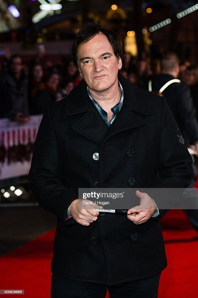 """The Hateful Eight"" - European Premiere - VIP Arrivals"
