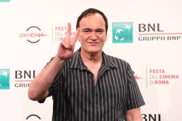 ITA: Quentin Tarantino Photocall - 16th Rome Film Fest 2021