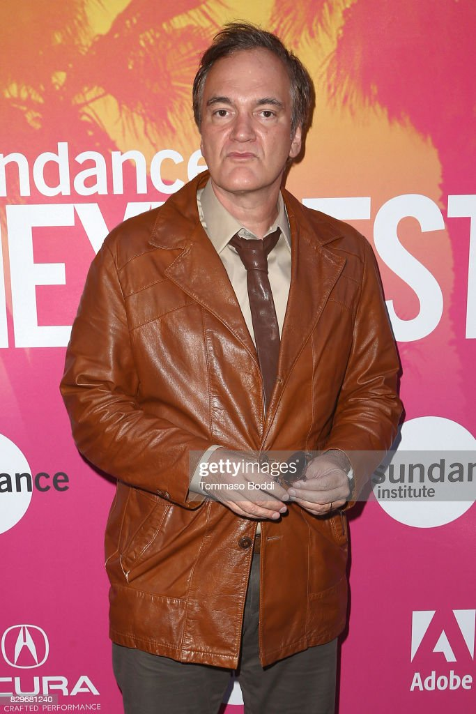 Quentin Tarantino attends the Sundance NEXT FEST Opening Night Honoring Quentin Tarantino at The Theater at The Ace Hotel on August 10, 2017 in Los Angeles, California.