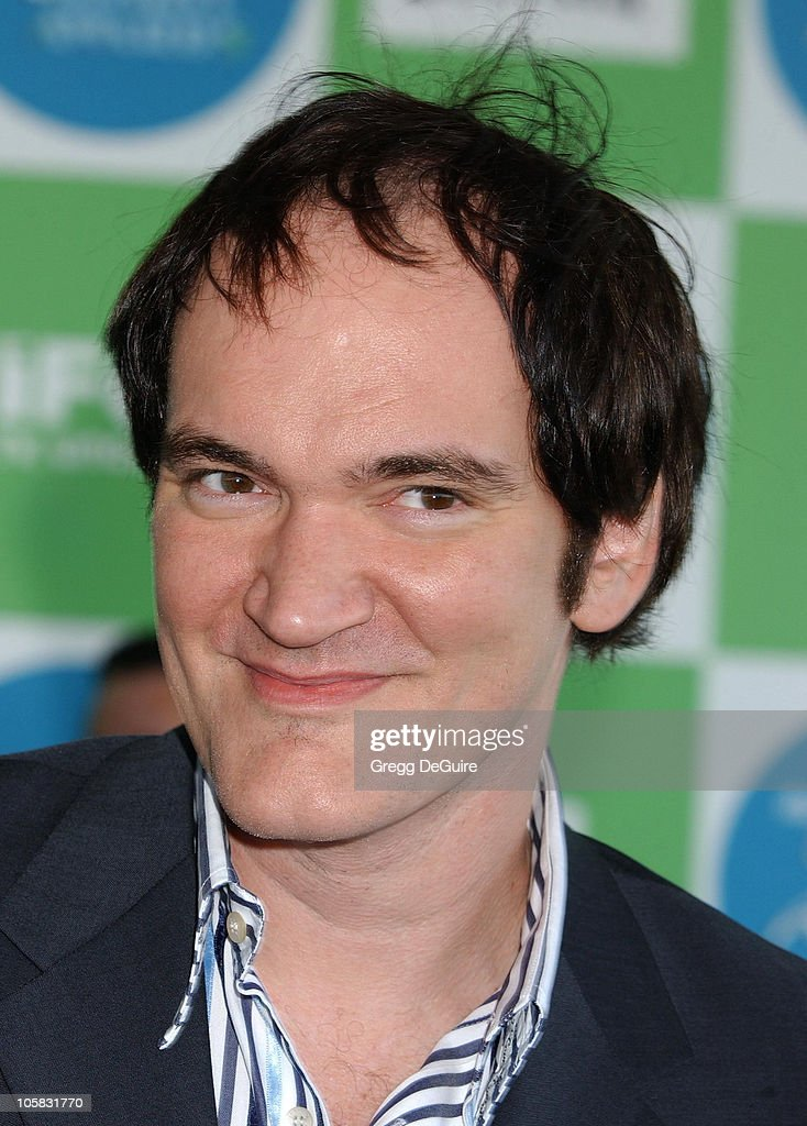 Quentin Tarantino during The 20th Annual IFP Independent Spirit Awards - Arrivals in Santa Monica, California, United States.