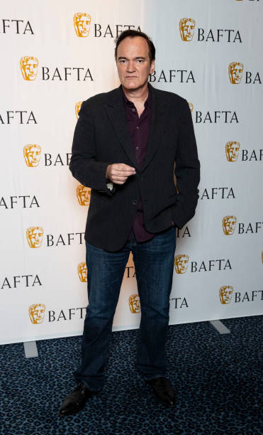 GBR: BAFTA A Life in Pictures: Quentin Tarantino - Photocall