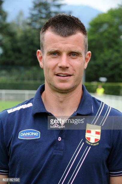 Quentin WESTBERG - - Evian Thonon / Bastia - Match de preparation -Sallanches,