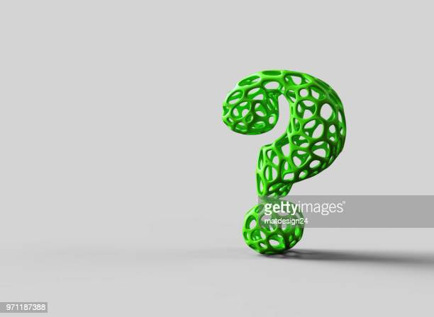 question mark  green - q and a stock pictures, royalty-free photos & images