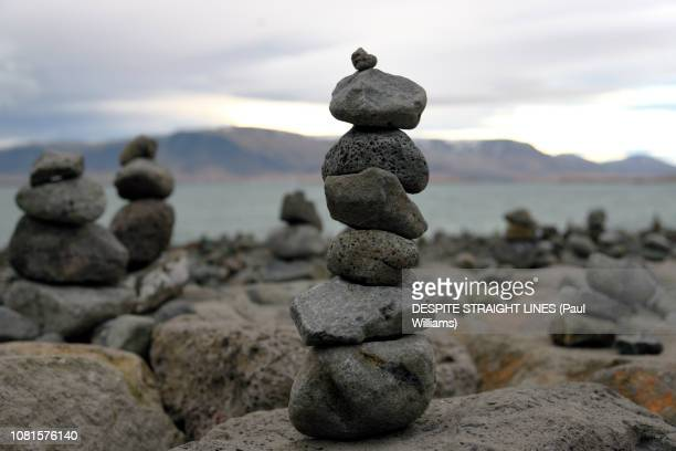 A question of balance versus gravity (Reykjavik in Iceland)