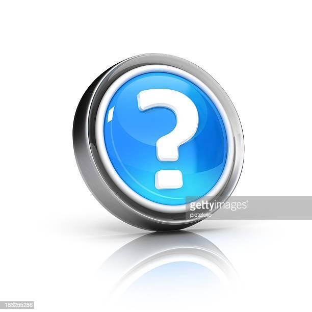 質問またはヘルプアイコン
