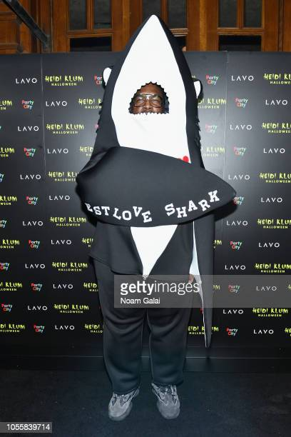 Questlove attends Heidi Klum's 19th Annual Halloween Party presented by Party City and SVEDKA Vodka at LAVO New York on October 31 2018 in New York...