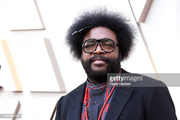Questlove attends the 91st Annual Academy Awards at Hollywood and Highland on February 24 2019 in Hollywood California