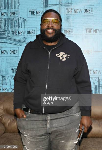Questlove attends the opening night of Mike Birbiglia The New One at the Cherry Lane Theatre on August 2 2018 in New York City