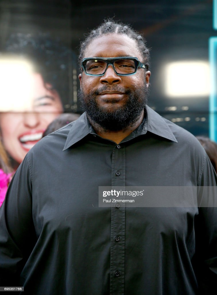 Questlove attends the 'Rough Night' New York Premiere on June 12, 2017 in New York City.