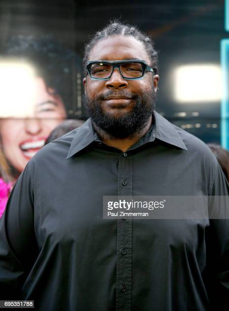 Questlove attends the 'Rough Night' New York Premiere on June 12 2017 in New York City