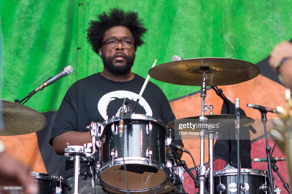 The Roots : News Photo