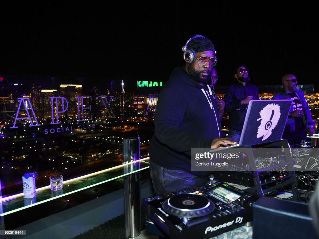 APEX Social Club Memorial Day Weekend Grand Opening Celebration with Questlove at Palms Casino Resort - Night 2